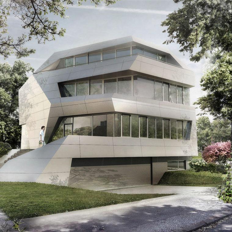 Villa Grunewald | Architekt Graft